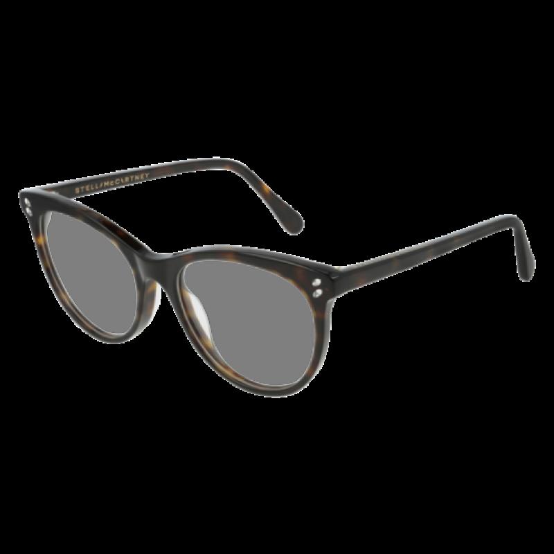 005 BEIGE // Eyeglasses Stella McCartney SC 0078 O