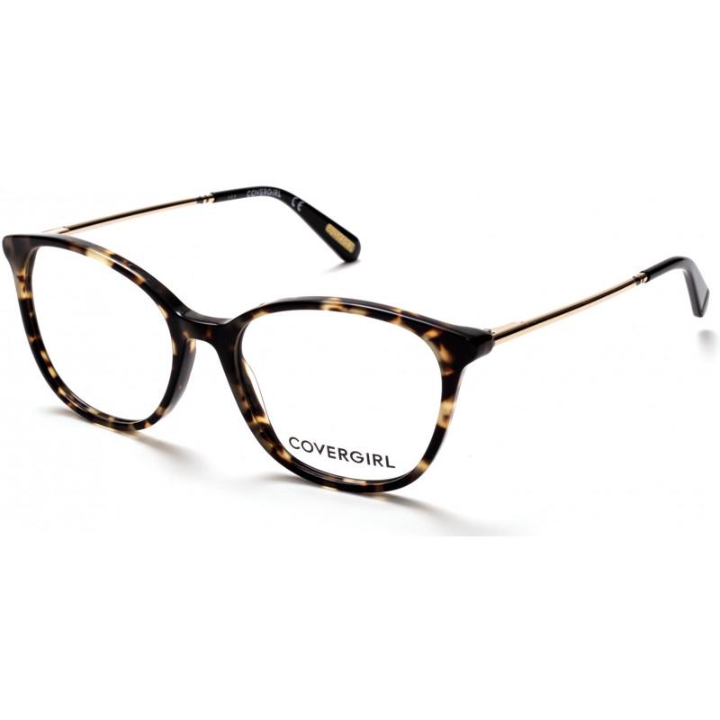 Eyeglasses Cover Girl CG 0464 049 matte dark brown